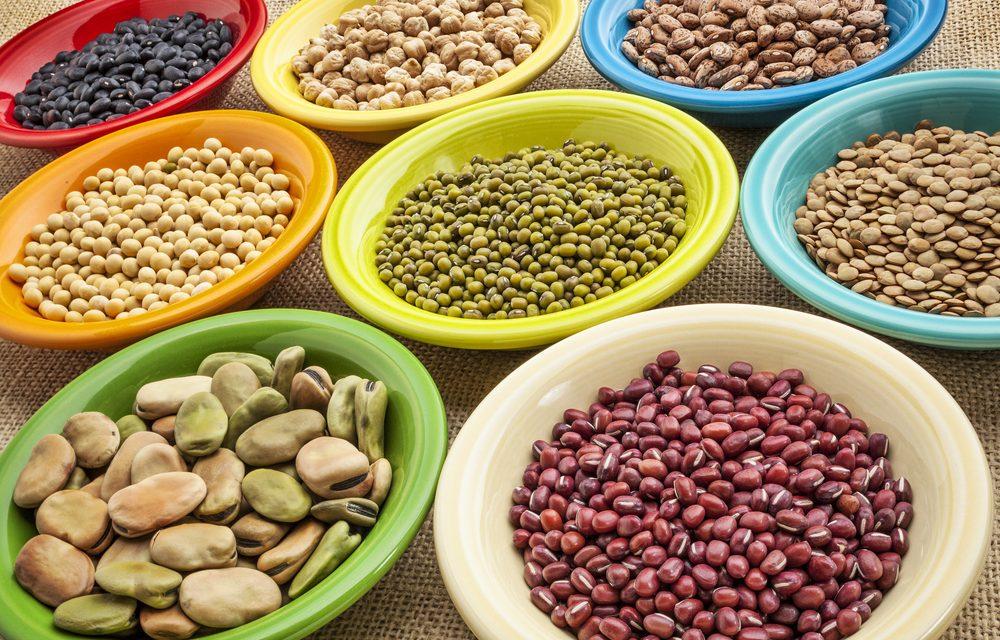 Las propiedades de las legumbres