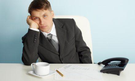El estrés y el aburrimiento provocan los mismos síntomas