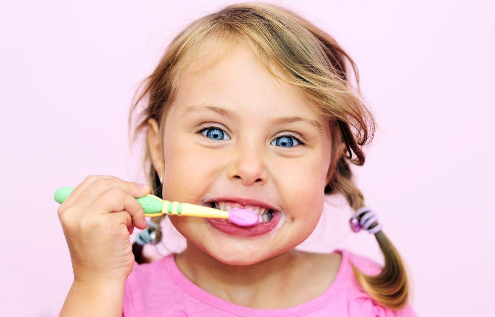 Las claves para una sonrisa sana en los más pequeños