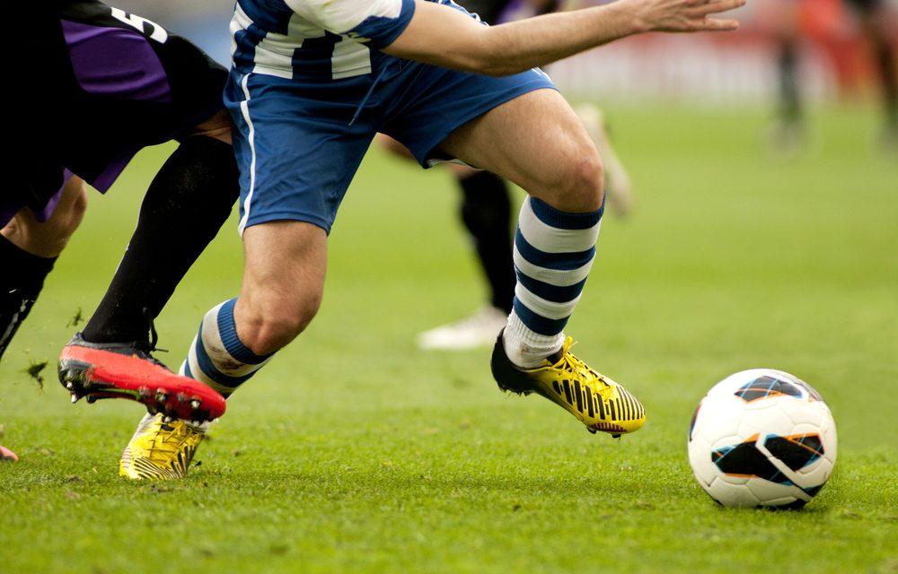 La alimentación aumenta en un 40% el rendimiento deportivo del futbolista