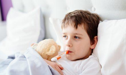 Cómo prevenir la gripe en niños