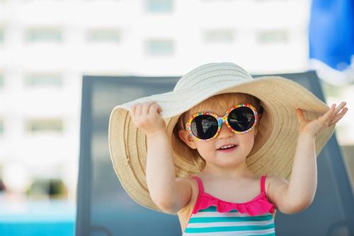 Cómo proteger a los bebés del sol