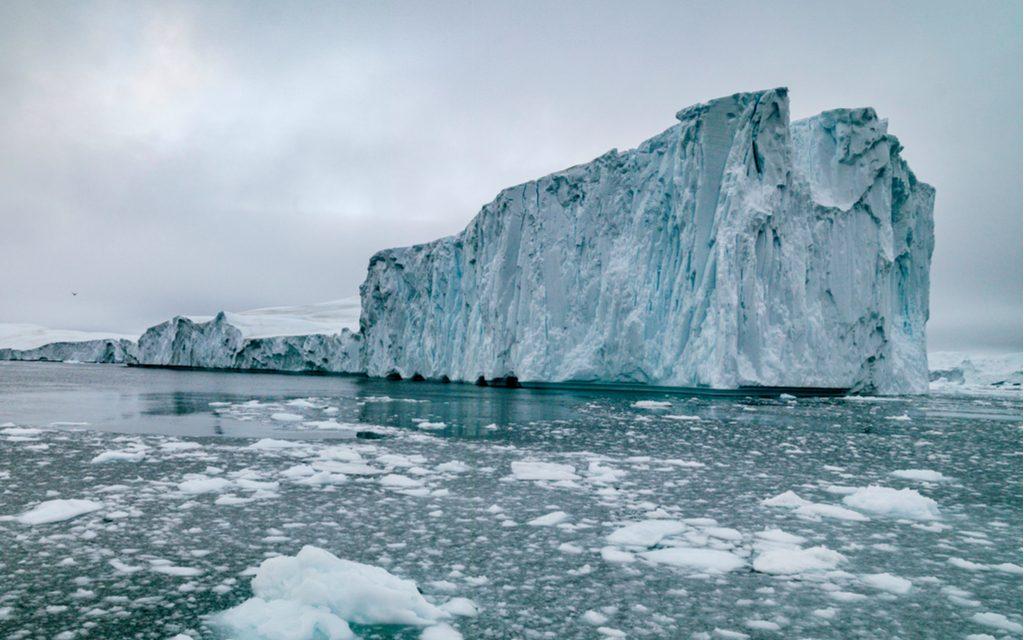 El Permafrost se derrite. Virus y bacterias resurgen por el deshielo, un riesgo real para la salud