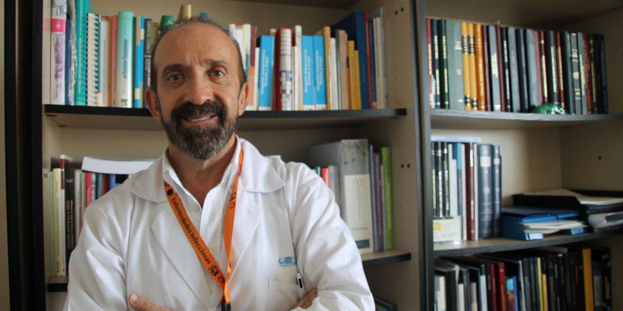 """Dr. Santiago Moreno: «Tenemos un sistema de salud preparado para abordar el coronavirus y cualquier crisis vírica"""""""