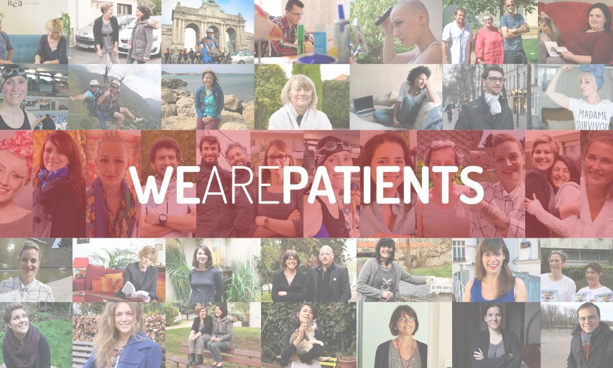 WE ARE PATIENTS - Las Redes Sociales de Pacientes