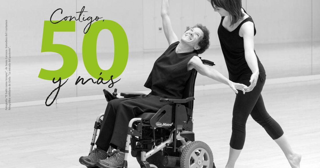 Cinfa cumple 50 años y lanza una campaña para premiar a 50 asociaciones de pacientes