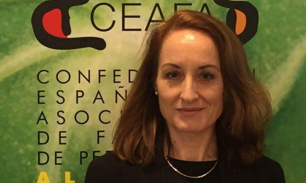 Cheles Cantabrana: «Aprobar un Plan Nacional de Alzheimer, es nuestro mayor compromiso»