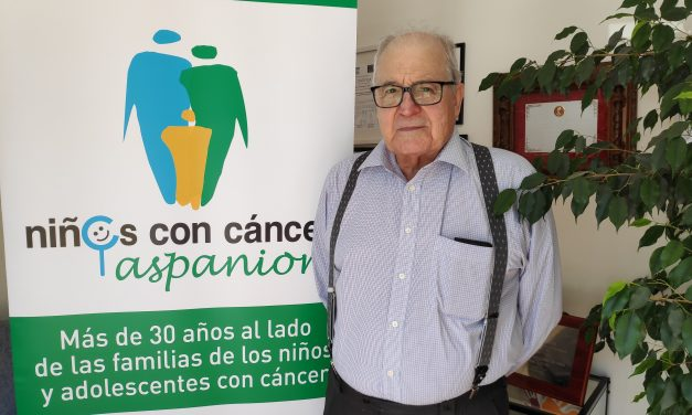 Jesús Mª González: «Las asociaciones de padres de niños con cáncer somos los portavoces y defensores de la salud y la vida de nuestros hijos»