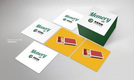 Más de 300 asociaciones locales pertenecientes a CEAFA reciben ejemplares del juego «Memory Kern», de Kern Pharma