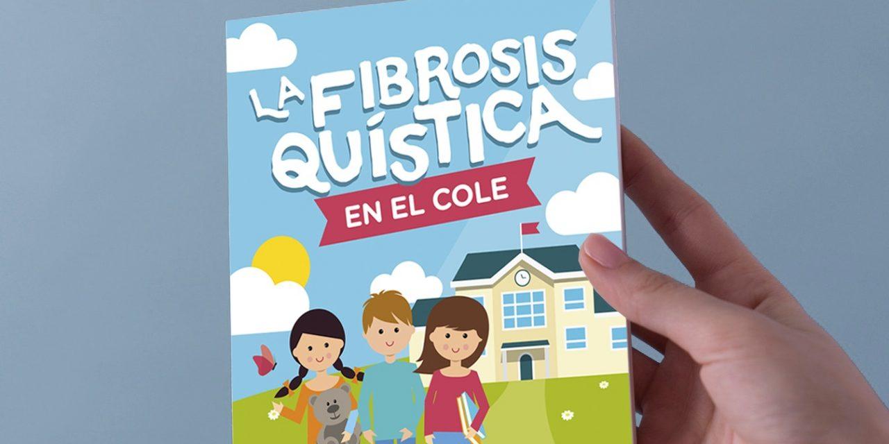 La Federación Española de Fibrosis Quística publica una guia de la enfermedad para los centros educativos