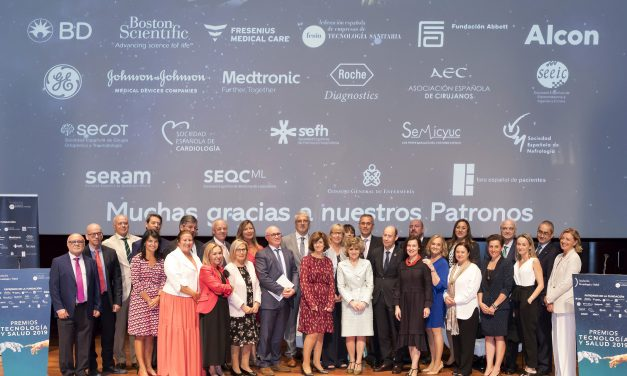 La Fundación Tecnología y Salud, y Fenin entregan los premios «Tecnología y Salud 2019»