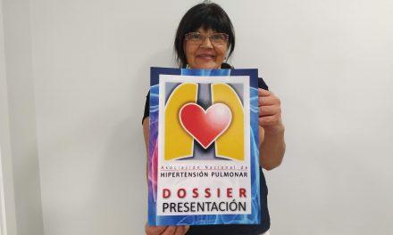 Eva García: «Necesitamos que todas las personas con Hipertensión Pulmonar tengan un diagnóstico»