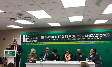 El Foro Español de Pacientes celebra el «III Encuentro FEP Por y para las organizaciones de pacientes»