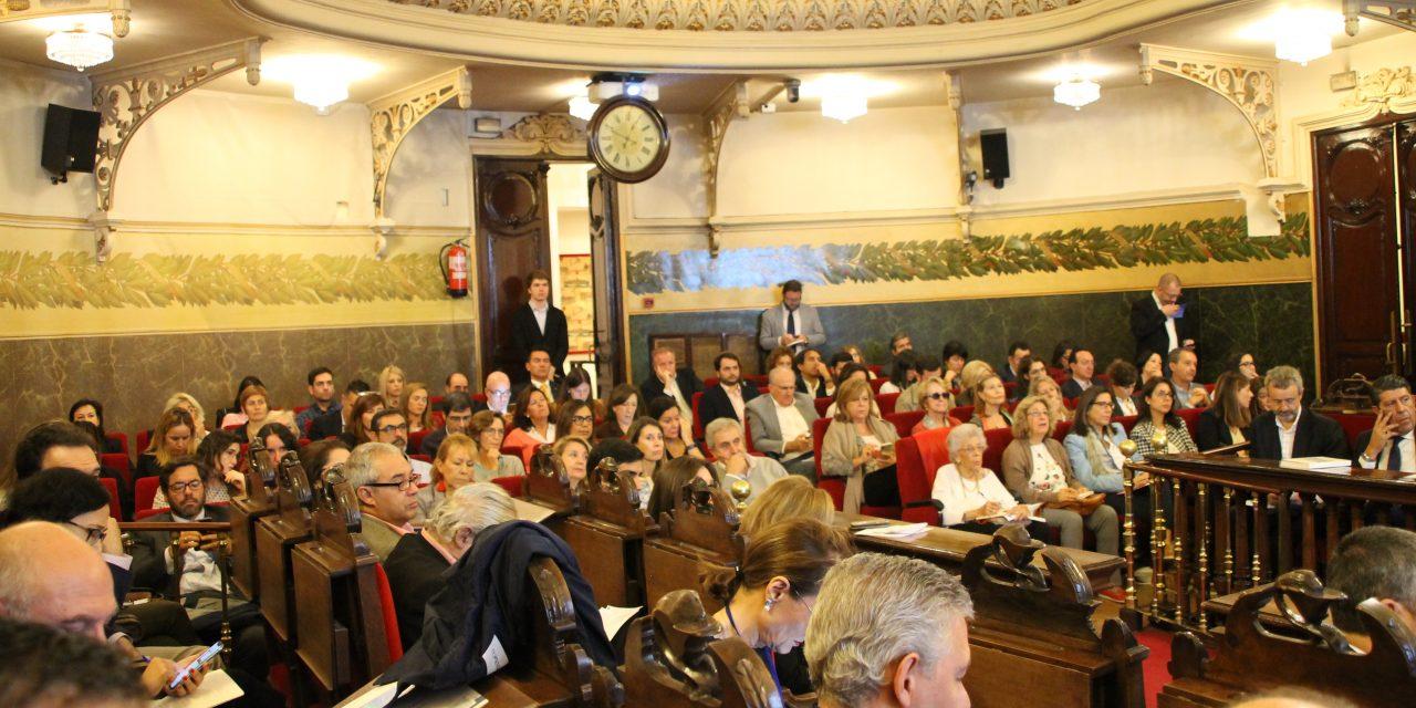 Las principales Federaciones y Asociaciones de Pacientes acuden a la presentación del Instituto ProPatiens