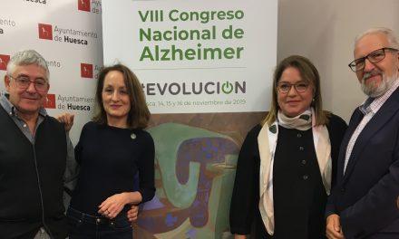 Se presenta el VIII Congreso Nacional de Alzheimer organizado por CEAFA