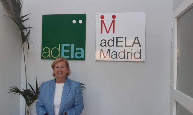 """Adriana Guevara: """"Reclamamos con urgencia un Registro de Pacientes de ELA a nivel estatal"""""""