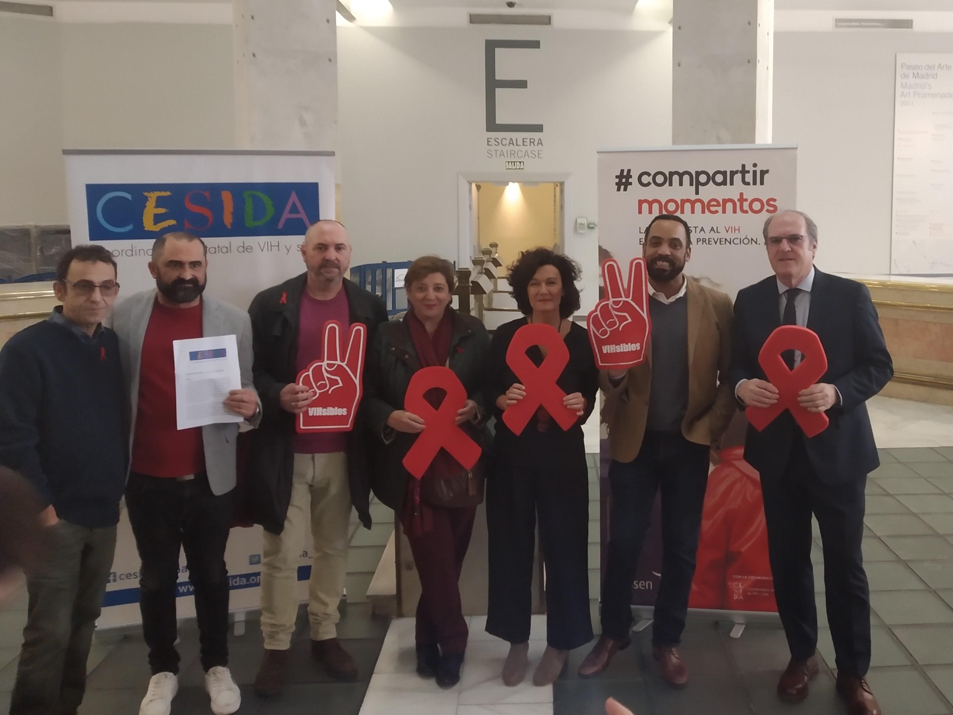 IMG 20191129 105701 - CESIDA recuerda que los prejuicios son una barrera para dar una respuesta efectiva al VIH