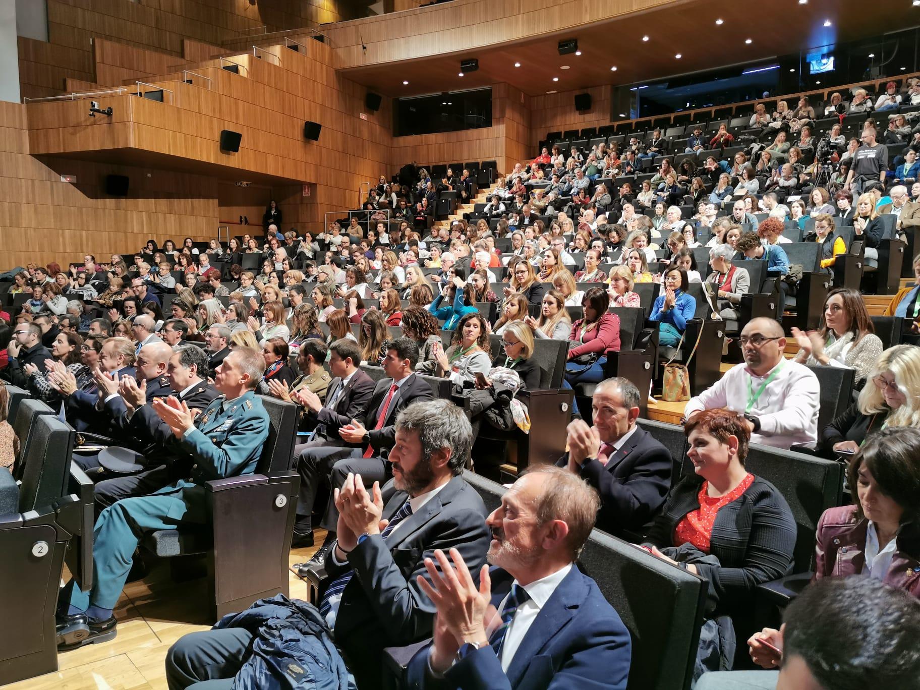 Público ceafa - CEAFA celebra su VIII Congreso Nacional de Alzheimer