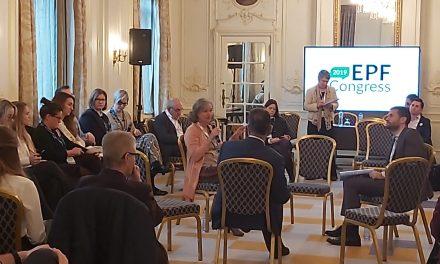 La Dra. Ana Carriazo, Asesora Senior de la Junta de Andalucía, única Ponente española en el EPF Congress 2019