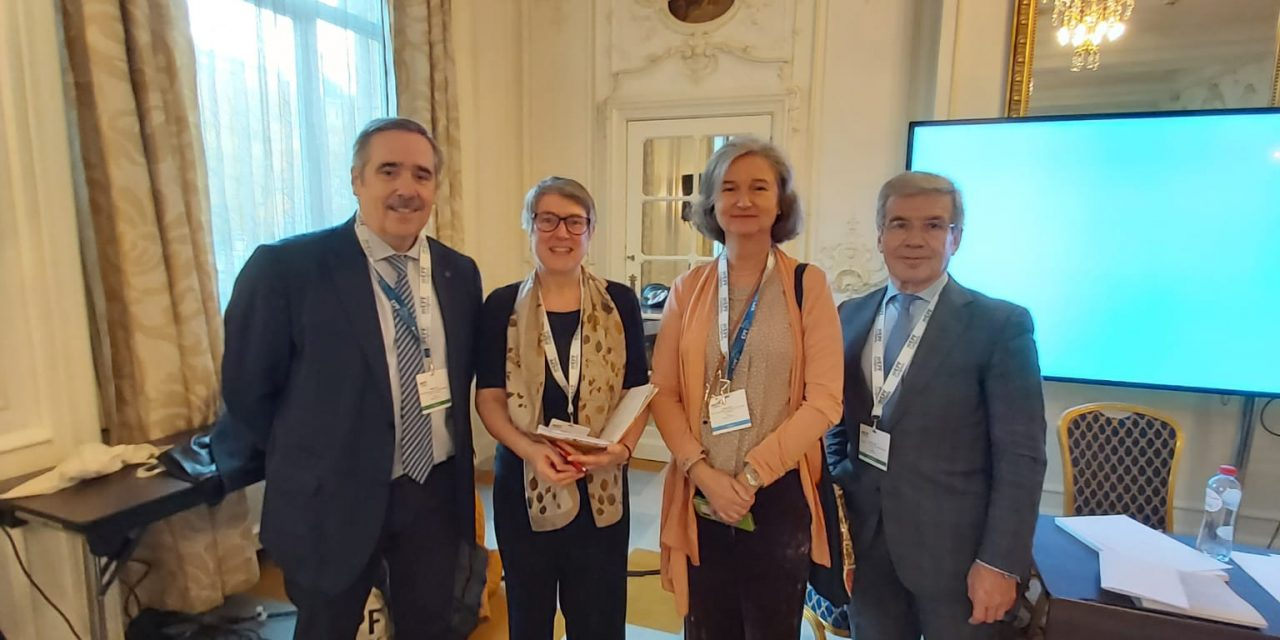 El Instituto ProPatiens acude al EPF Congress 2019 celebrado esta semana en Bruselas