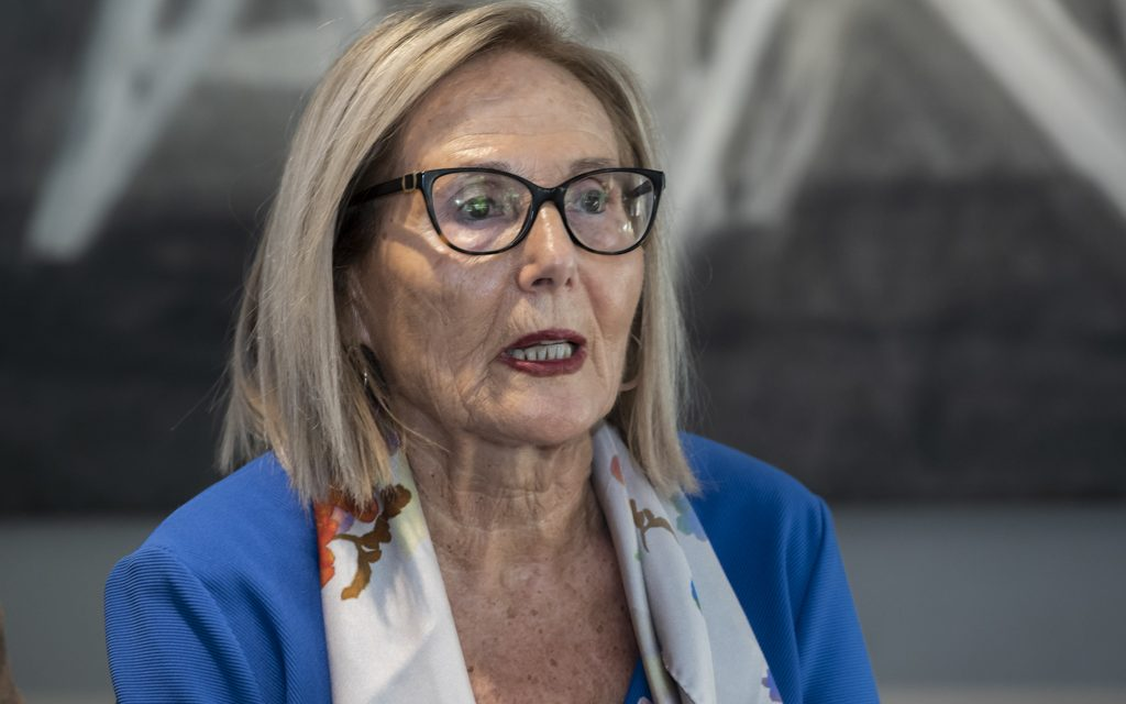 Antonia Gimón: «Necesitamos más investigación. Si el cáncer no para, tampoco pueden hacer pausas la investigación y la innovación»