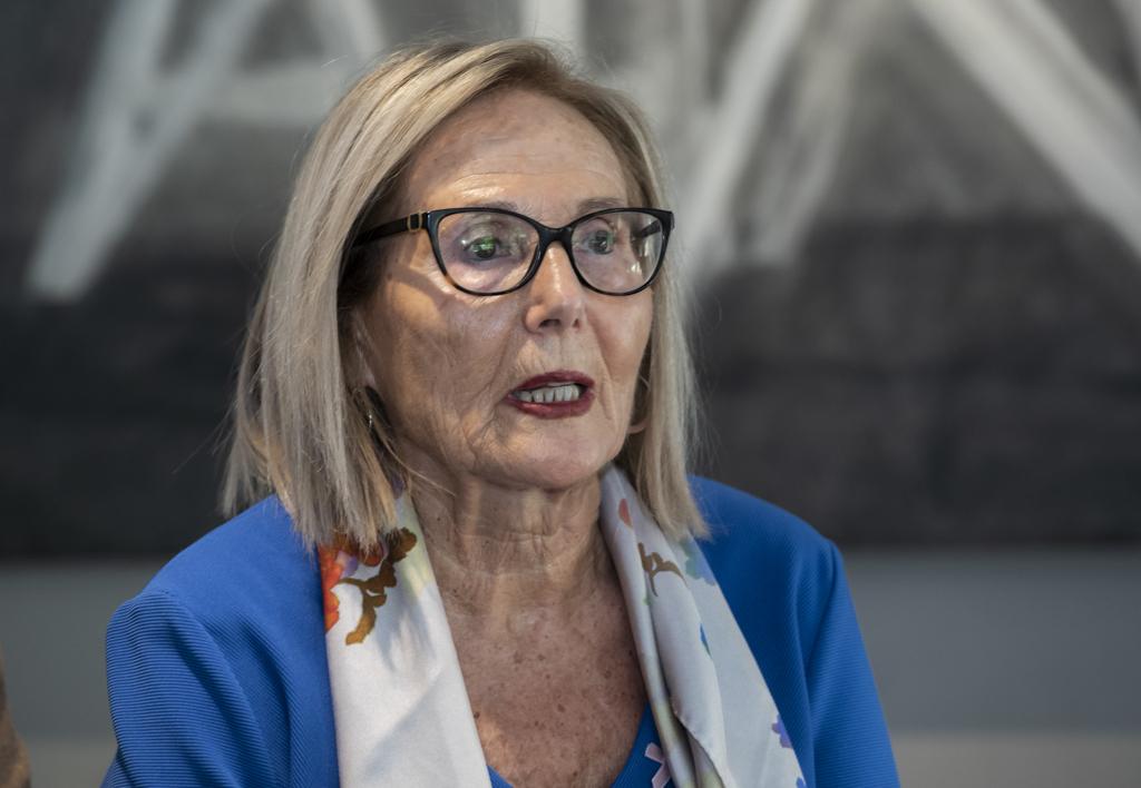 antonia gimon - Mujeres líderes en la Sanidad española