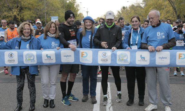Tres mil corredores por la Diabetes