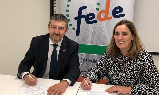 Fede y la Fundación para la Diabetes renuevan su convenio de colaboración