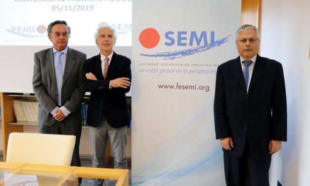 """La SEMI incluye a las Asociaciones de Pacientes en los grupos de trabajo para el proyecto del """"Hospital del Futuro"""""""