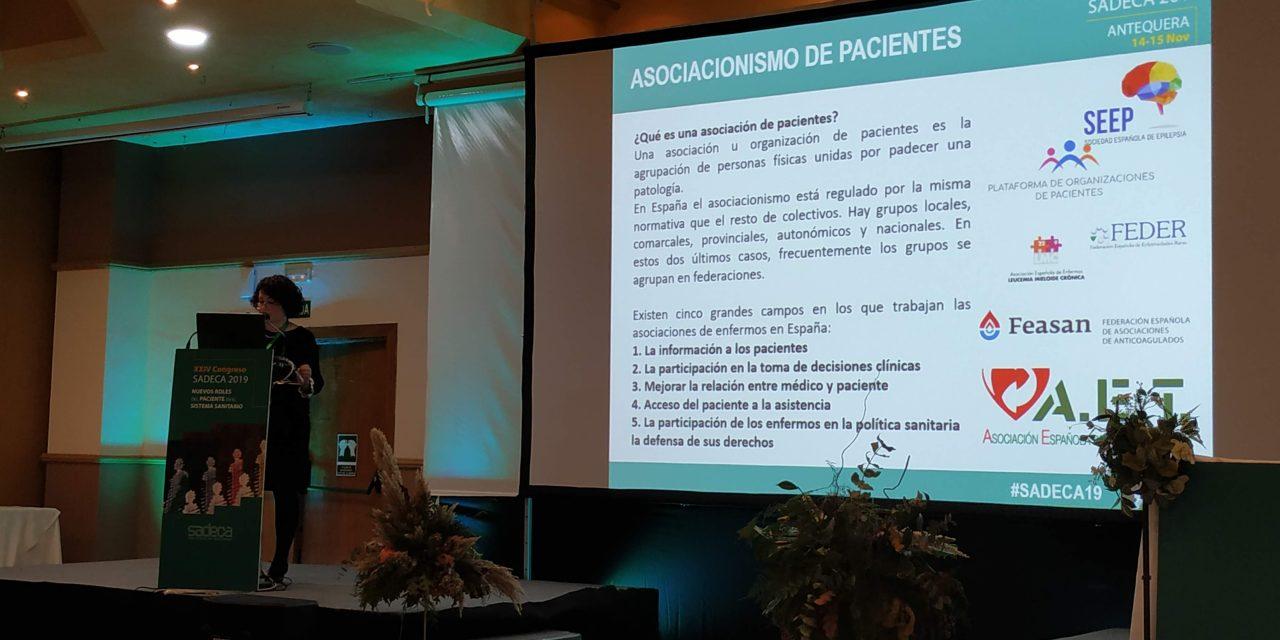El XXIV Congreso SADECA analiza los nuevos roles de los pacientes en el sistema