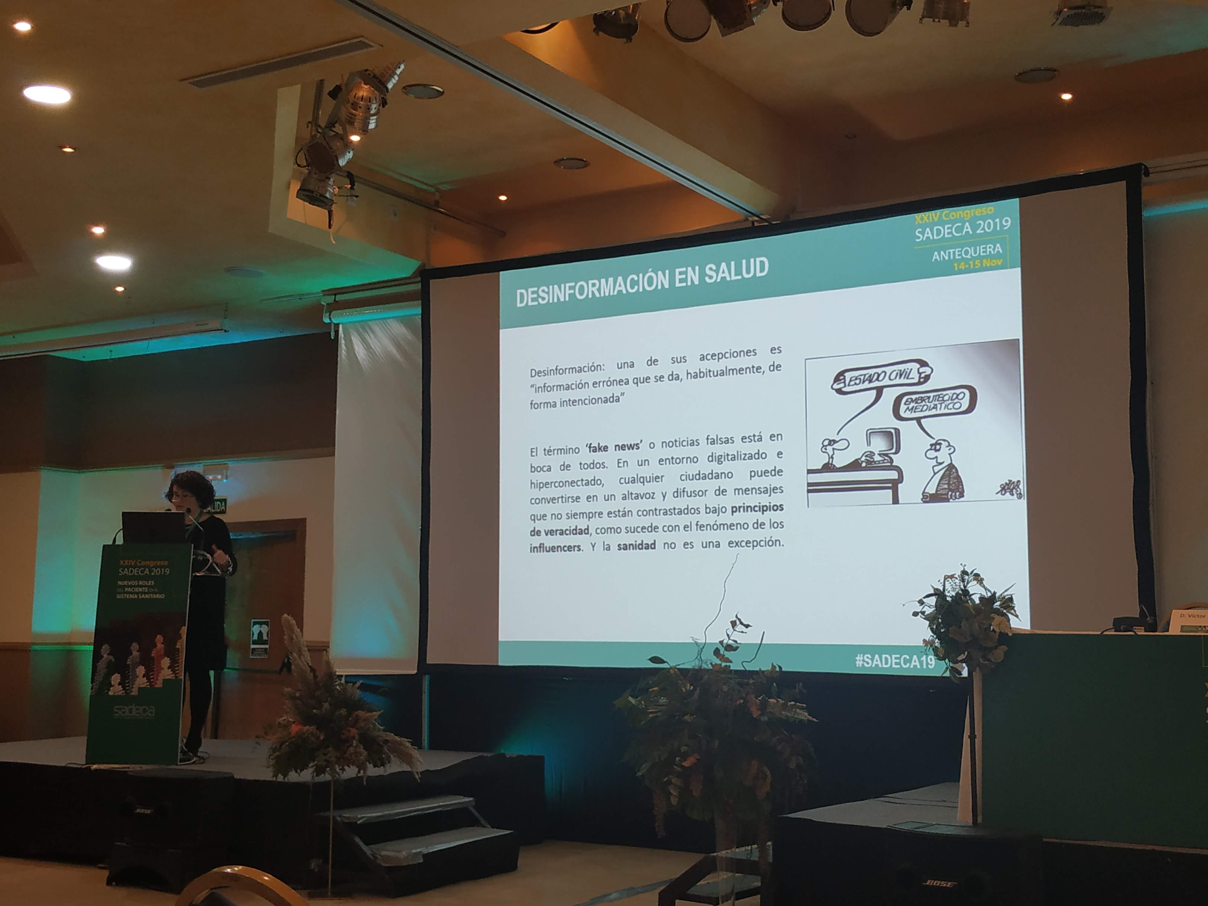 sadeca2 - El XXIV Congreso SADECA analiza los nuevos roles de los pacientes en el sistema
