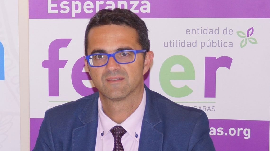 Juan Carrión: «Solo el 20% de las más de 6.172 enfermedades raras identificadas en Europa están siendo investigadas»