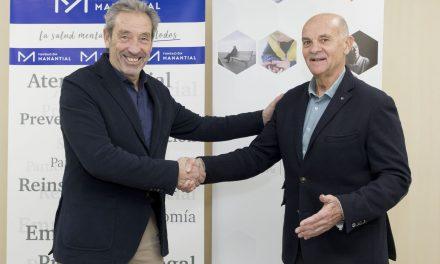 Convenio de colaboración entre Lundbeck y la Fundación Manantial en apoyo a la Salud Mental