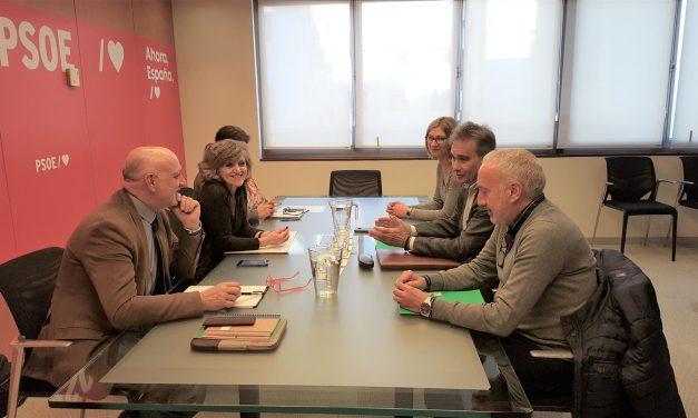 Satse pide al PSOE su apoyo para la Ley de Seguridad del Paciente