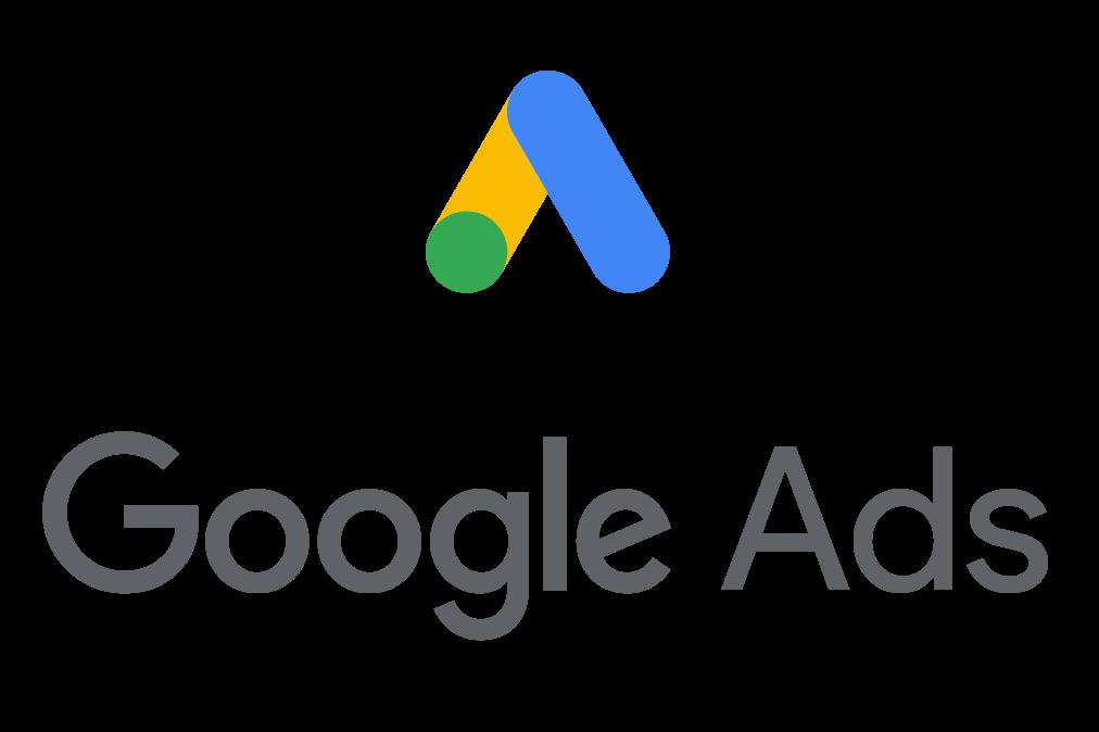 google ads logo vertical smal - 5 herramientas gratuitas para mejorar el SEO de la web de tu Asociación de Pacientes
