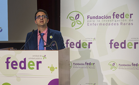 sJuanCarrin2017 - Enfermedades raras en España: Un análisis de la mano de FEDER