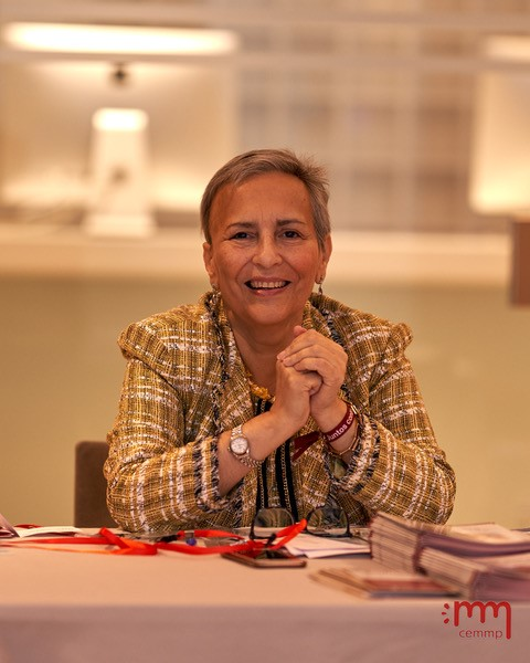 "Teresa Regueiro: ""El mieloma múltiple es un cáncer incurable que afecta a unos 13.000 españoles"""