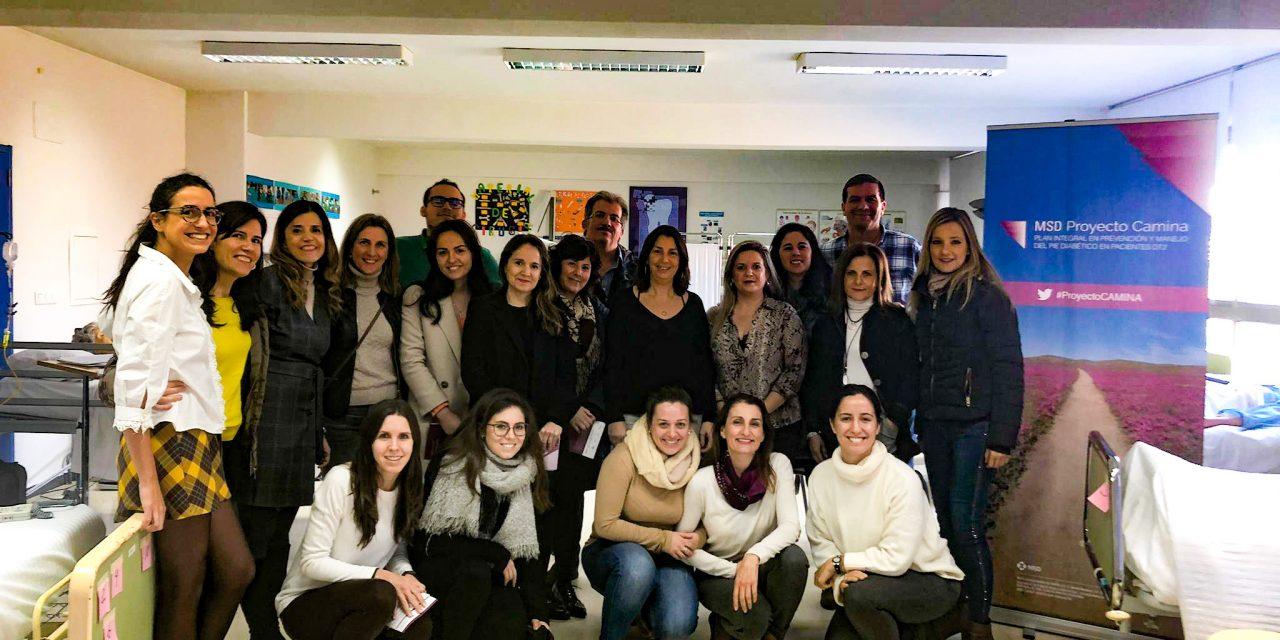 MSD y la Junta de Extremadura acuerdan formar a pacientes con diabetes