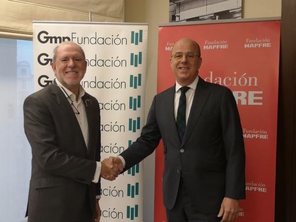 Fundación Gmp y Fundación MAPFRE firman un acuerdo  para impulsar la app SOS Daño Cerebral