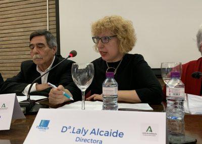 LALY ALCAIDE 400x284 - Las fotos y frases de la Jornada de Asociaciones de Pacientes en Andalucía