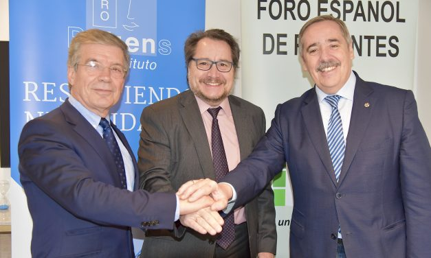 El Instituto ProPatiens firma un acuerdo de colaboración con el Foro Español de Pacientes