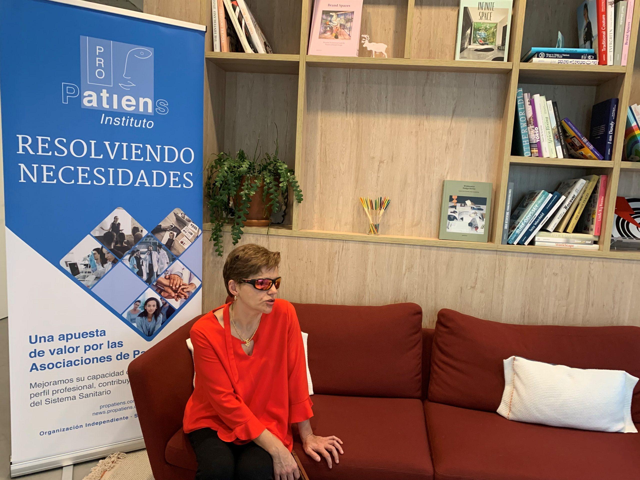 """aniridia scaled - Yolanda Asenjo: """"El Instituto ProPatiens nos puede ayudar a buscar la financiación que necesitamos para proyectos de investigación de la Aniridia"""""""