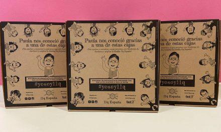 Grupo Telepizza pone a disposición de la Asociación 11Q España 500.000 Cajas Solidarias