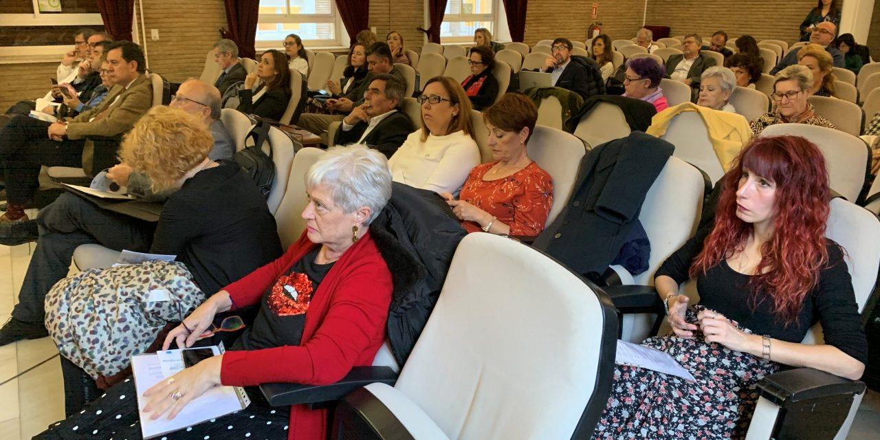 Las fotos y frases de la Jornada de Asociaciones de Pacientes en Andalucía