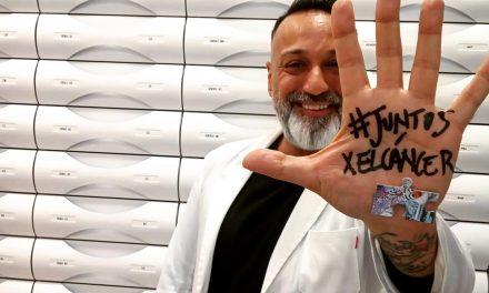 JuntosXElCáncer,  profesionales y pacientes se unen en redes para visibilizar el cáncer