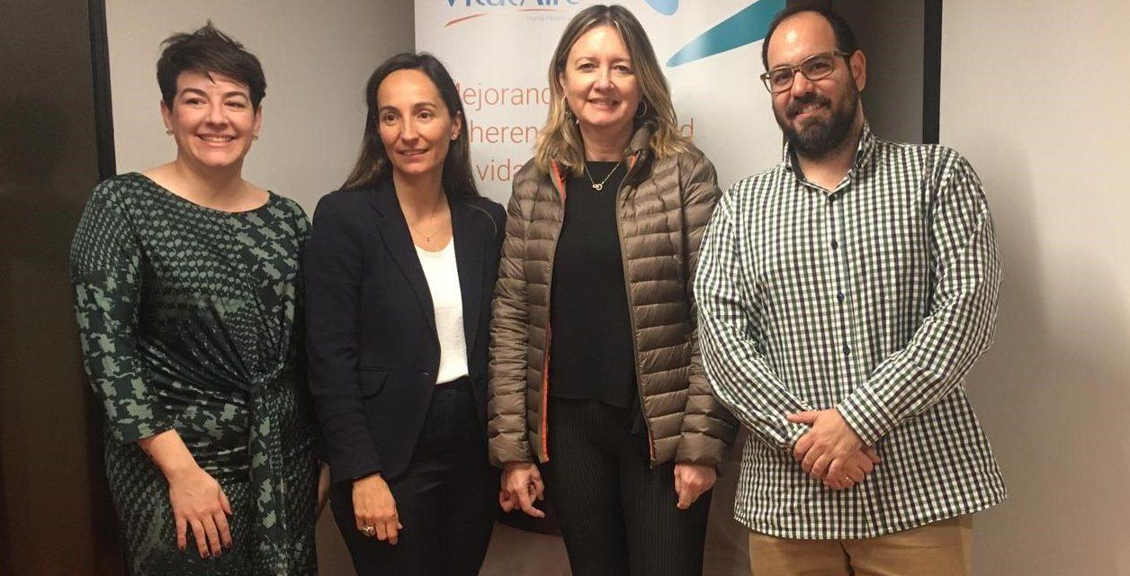 VitalAire presenta el primer programa personalizado de mejora de la adherencia para pacientes con SAHS