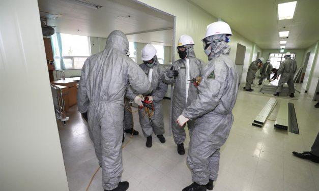 CSIF denuncia la exposición al coronavirus de los sanitarios por la falta de material