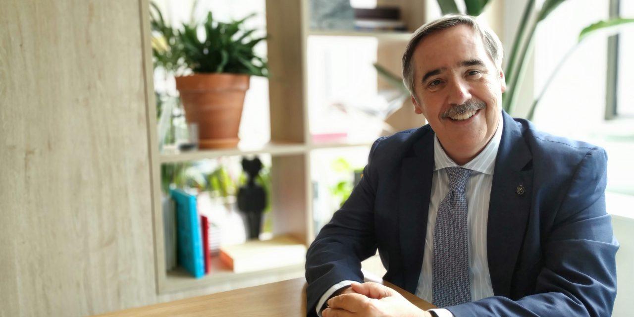 Fernando Mugarza: «Una reforma imprescindible»