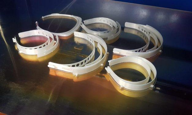 Sicnova impulsa un proyecto para fabricar accesorios médicos 3D contra el coronavirus