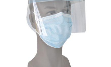 CSIC produce pantallas de protección individual para el personal sanitario con impresoras 3D